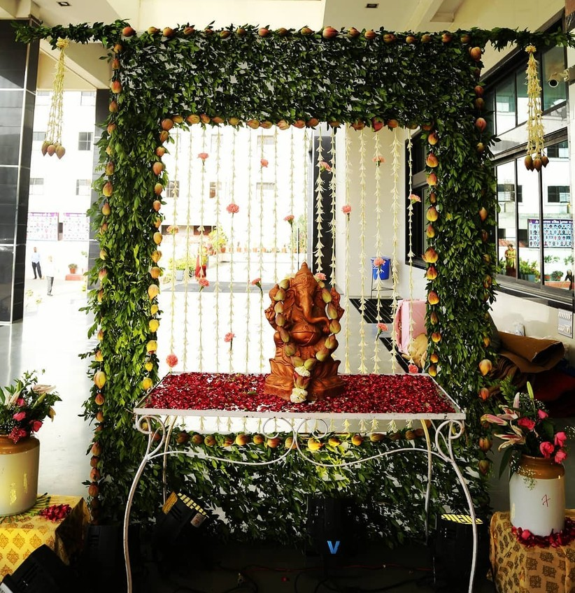 Ganpati Decoration Ideas 2020 Blog,Simple 3 Bedroom House Plans With Photos