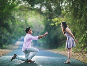 Pre-wedding shoot ideas